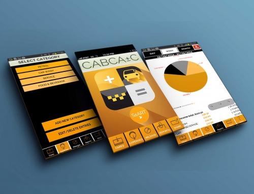 CabCalc – App and UI design
