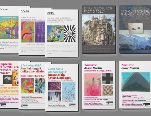 Public & Private Art catalogues