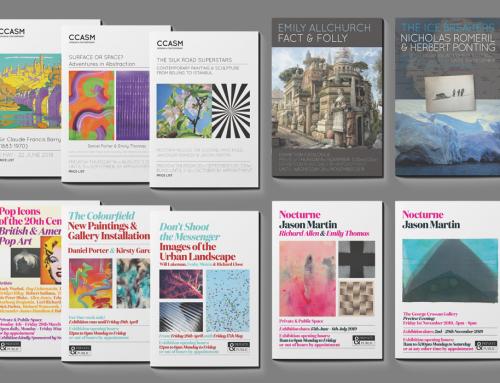 Public & Private Art catalogues